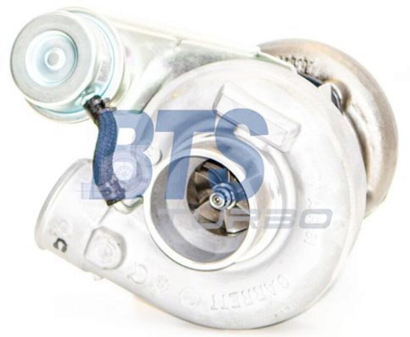 BTS Turbo Turbolader / Lader Aufladung