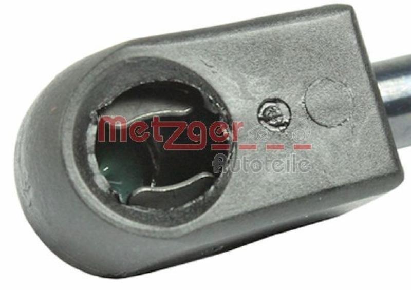 METZGER Gasfeder, Motorhaube