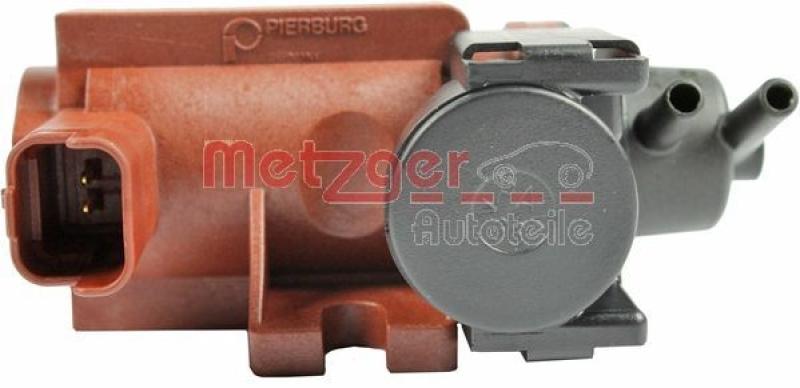 METZGER Druckwandler, Turbolader Original Ersatzteil