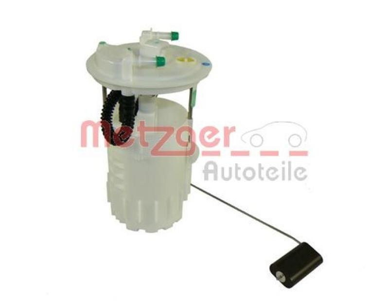 METZGER Sensor, Kraftstoffvorrat ORIGINAL ERSATZTEIL
