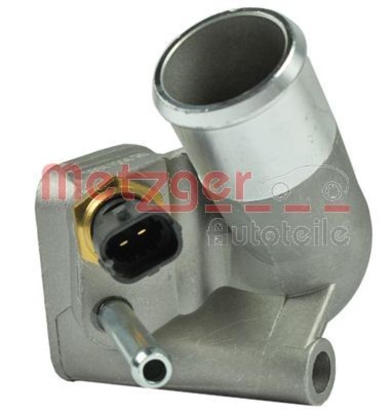 METZGER Thermostat für Kühlmittel / Kühlerthermostat Original Ersatzteil