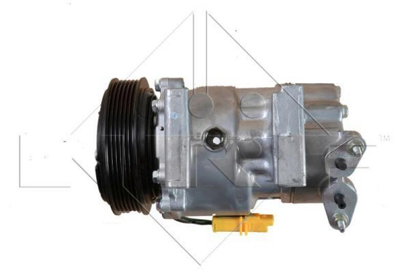 NRF Kompressor, Klimaanlage EASY FIT