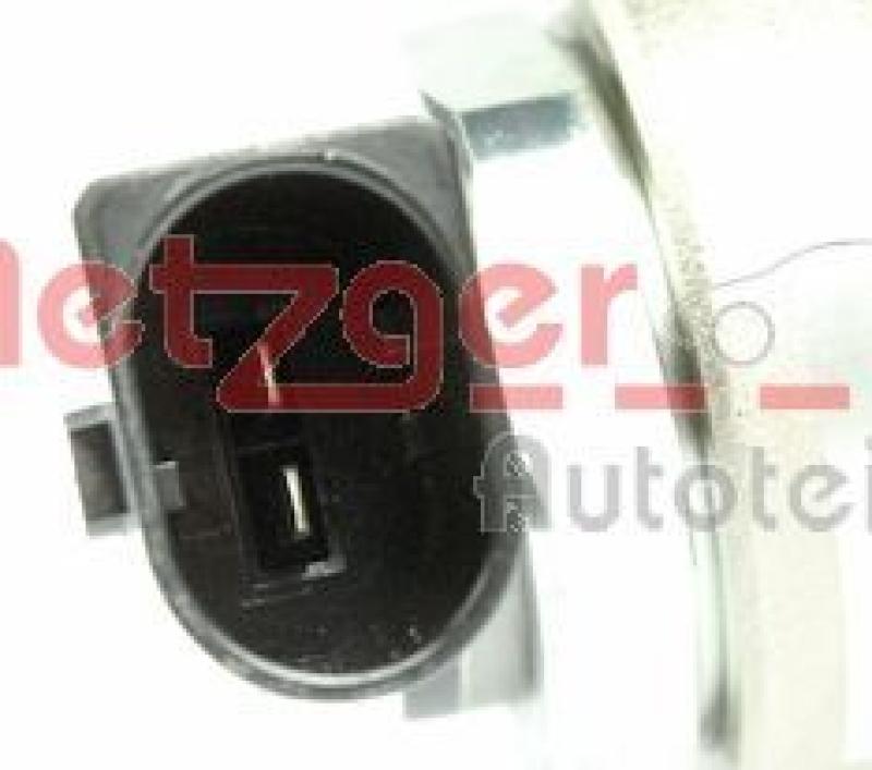 METZGER Hochdruckpumpe Original Ersatzteil