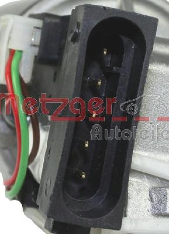 METZGER Wischermotor ORIGINAL ERSATZTEIL