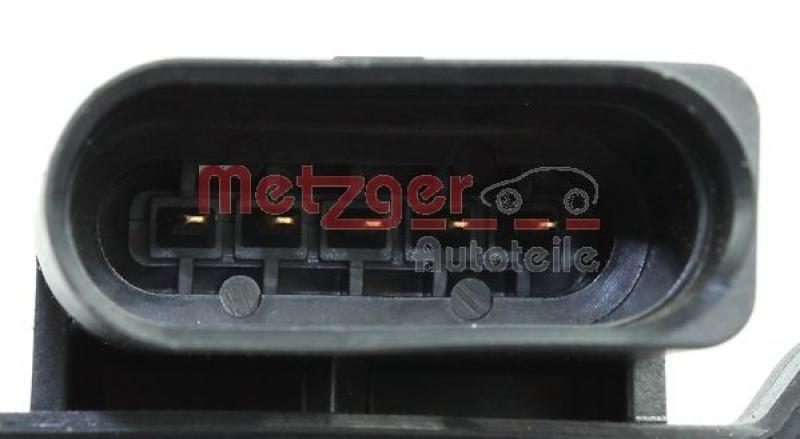 METZGER Steuerklappe, Luftversorgung Original Ersatzteil