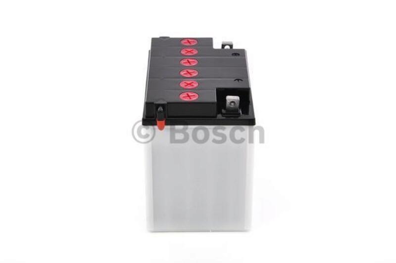 BOSCH Starterbatterie M4 Fresh Pack